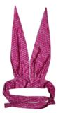 Malibu Pink bikini top