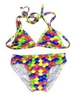 Bikini multikleur
