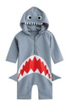 Rashguard / Zwempak haai 2-5 jaar