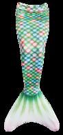 Lorelia zeemeerminstaart maat 152-164 (12) met monovin