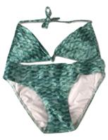 Zeemeermin Green Princess bikini