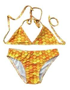 Bikini oranje