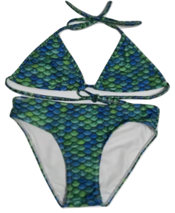 Zoeys Aussie Green bikini